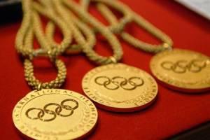 Medalhas das Olimpiadas